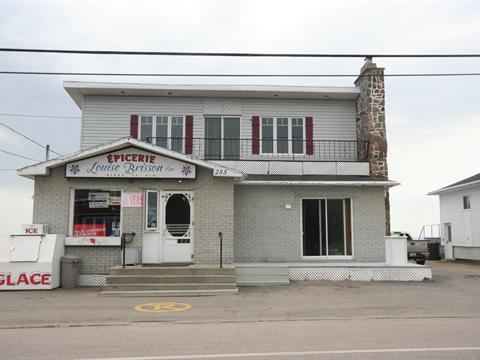 Commercial building for sale in Portneuf-sur-Mer, Côte-Nord, 255, Rue  Principale, 12730386 - Centris