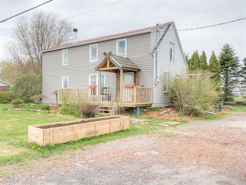 Maison à vendre à Saint-Valentin, Montérégie, 652, Chemin de la 4e-Ligne, 26113412 - Centris