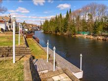 Lot for sale in Fossambault-sur-le-Lac, Capitale-Nationale, 118, Avenue de la Rivière, 13376565 - Centris