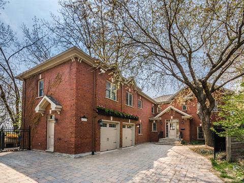 Maison à vendre à Montréal-Ouest, Montréal (Île), 77, Promenade  Courtney, 24001176 - Centris