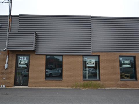 Commercial unit for rent in Warwick, Centre-du-Québec, 75B, Rue de l'Hôtel-de-Ville, 14275870 - Centris