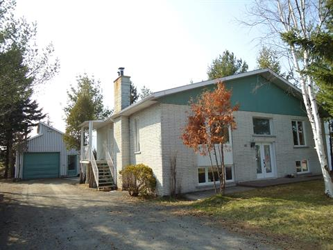 Duplex for sale in Labrecque, Saguenay/Lac-Saint-Jean, 1330 - 1334, Rue  Principale, 10828565 - Centris