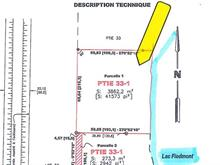 Lot for sale in Barraute, Abitibi-Témiscamingue, 191, Chemin du Lac-Fiedmont, 10075149 - Centris