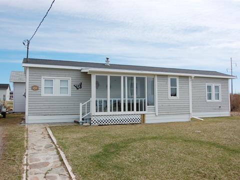 Mobile home for sale in Les Îles-de-la-Madeleine, Gaspésie/Îles-de-la-Madeleine, 24, Chemin de la Petite-Baie, 23342708 - Centris