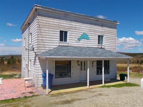 Fermette à vendre à Notre-Dame-Auxiliatrice-de-Buckland, Chaudière-Appalaches, 4725, Route  Principale, 13981011 - Centris