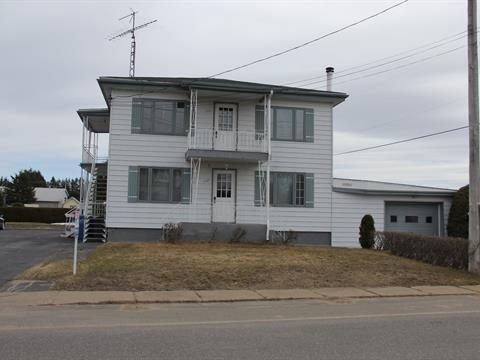 Duplex for sale in Charette, Mauricie, 510 - 512, Rue de l'Église, 11673700 - Centris