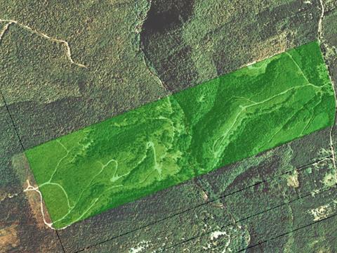 Terre à vendre à Pointe-à-la-Croix, Gaspésie/Îles-de-la-Madeleine, Chemin  Kempt, 18026748 - Centris