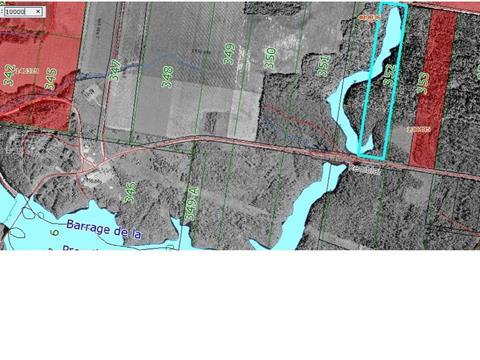 Land for sale in Notre-Dame-du-Nord, Abitibi-Témiscamingue, Chemin  Hydro-Québec, 22000851 - Centris