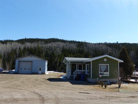 Maison mobile à vendre à Ferland-et-Boilleau, Saguenay/Lac-Saint-Jean, 1339, Route  381, 23804958 - Centris