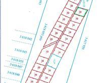 Terrain à vendre à Gaspé, Gaspésie/Îles-de-la-Madeleine, boulevard de Saint-Majorique, 13764365 - Centris