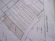 Terrain à vendre à Rougemont, Montérégie, 480, Rue  Principale, 13230074 - Centris