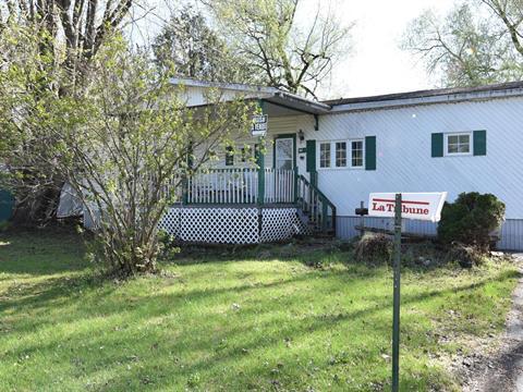 Mobile home for sale in Cookshire-Eaton, Estrie, 180, Rue  Eaton, 11026992 - Centris