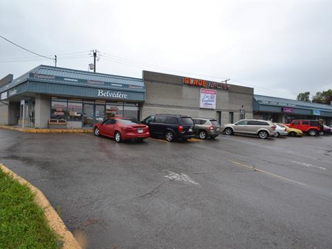 Bâtisse commerciale à vendre à Chicoutimi (Saguenay), Saguenay/Lac-Saint-Jean, 1650, boulevard de Tadoussac, 14832472 - Centris
