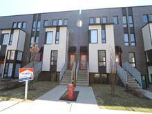 Townhouse for sale in Mercier/Hochelaga-Maisonneuve (Montréal), Montréal (Island), 5414, Rue  Gabriele-Frascadore, 26058497 - Centris