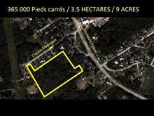 Terrain à vendre à Stoneham-et-Tewkesbury, Capitale-Nationale, Chemin  Majorique, 26917237 - Centris