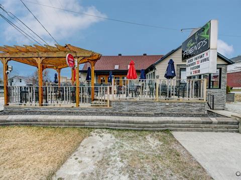 Commerce à vendre à Thetford Mines, Chaudière-Appalaches, 4027, boulevard  Frontenac Ouest, 25299773 - Centris