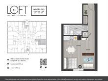 Condo / Appartement à louer à Le Vieux-Longueuil (Longueuil), Montérégie, 460, Rue  Saint-Charles Ouest, app. 304, 20740073 - Centris