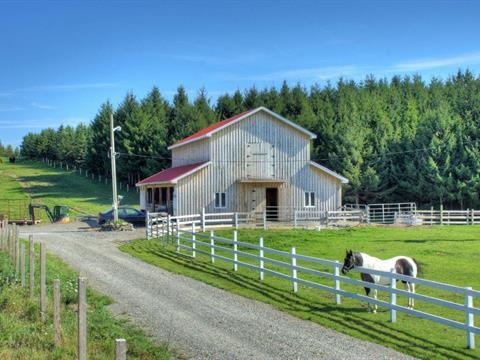 Fermette à vendre à Saint-Camille, Estrie, 245A, Rue  Miquelon, 12973217 - Centris