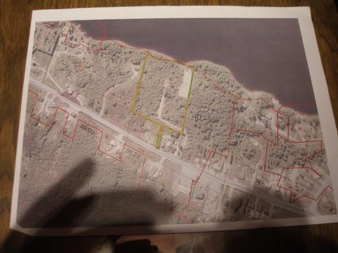 Terrain à vendre à Lac-Bouchette, Saguenay/Lac-Saint-Jean, Route  155, 8442347 - Centris