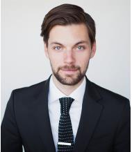 Kévin Perreault, Courtier immobilier