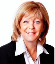 Suzie Berger, Courtier immobilier