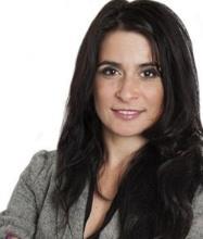 Carolina Czaffit, Courtier immobilier