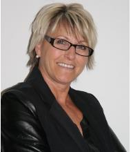 Ghislaine Therrien, Courtier immobilier