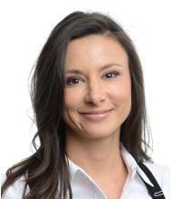 Mélanie Jean-Vézina, Courtier immobilier