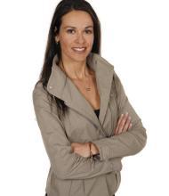 Julie Gascon, Courtier immobilier