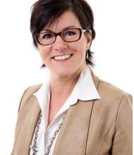 Sylvie Laporte, Courtier immobilier
