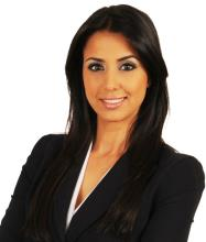 Mahdieh Kazemian, Courtier immobilier