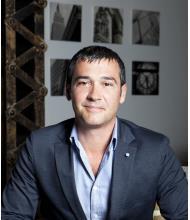 Antonios Bekeridis, Courtier immobilier
