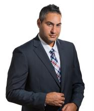 Rabih Naamani, Courtier immobilier