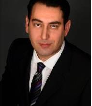 Hazhir Zandi, Courtier immobilier