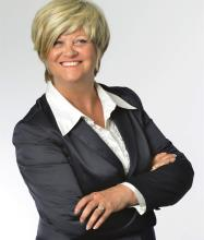Chantal Blais, Courtier immobilier