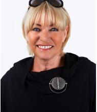 Cécile Poulin, Courtier immobilier