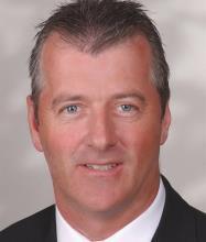 Alain Leclerc, Courtier immobilier