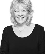 Hélène Sauvé, Courtier immobilier