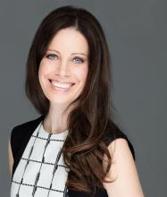 Mélanie Godin, Chartered Real Estate Broker