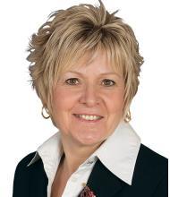 Jacqueline Delsemme, Courtier immobilier