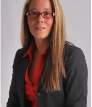 Catherine Goulet, Courtier immobilier