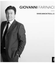 Giovanni Farinacci, Real Estate Broker