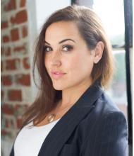 Stéphanie Burgos, Courtier immobilier résidentiel