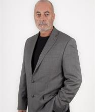 Serge Barrette, Courtier immobilier