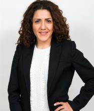 Katya Garcia, Courtier immobilier