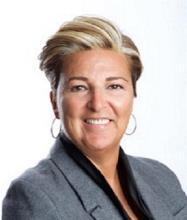 Nathalie Hébert, Courtier immobilier