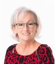 Denise Létourneau, Courtier immobilier