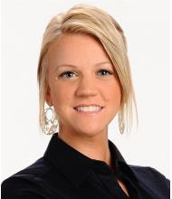 Caroline Poulin, Courtier immobilier
