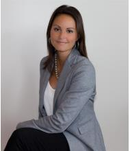 Karine Fortin, Courtier immobilier