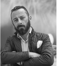 Romain Lecomte, Courtier immobilier